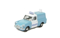 Oxford Diecast 76ANG030 Ford Anglia Van in Hull City Police livery