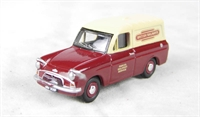 "Oxford Diecast 76ANG037 Ford Anglia van in ""British Railways"" livery"