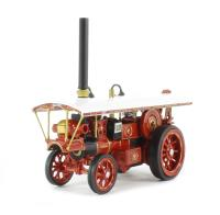 Oxford Diecast 76BUR004 Burrell Scenic Showmans Locomotive 'Dragon - Anderton & Rowland'