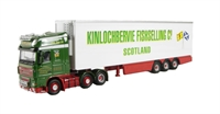 "Oxford Diecast 76DAF02FR DAF 105 (SS) Fridge ""Kinlochbervie"". Ltd Ed of 2000"
