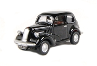 Oxford Diecast 76FP003 Ford Popular 103E in black
