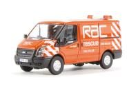 "Oxford Diecast 76FT003 Ford Transit van with low roof ""RAC"""