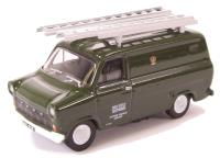 Oxford Diecast 76FT1002 Ford Transit Mk1 Post Office Telephones
