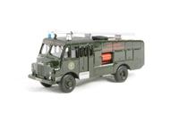 "Oxford Diecast 76GG005 Green Goddess ""Irish Civil Defence"""