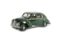 Oxford Diecast 76JJ007 Jowett Javelin in British Racing green