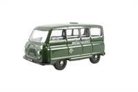 Oxford Diecast 76JM007 Morris J2 Van British Railways