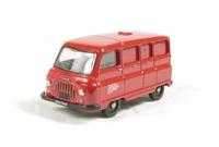 """Oxford Diecast 76JM017 Morris J2 Van """"Post Office Engineering"""""""
