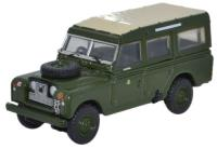 Oxford Diecast 76LAN2007 Land Rover Series II LWB Station Wagon 44th Home Counties Infantry Div