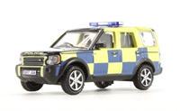 Oxford Diecast 76LRD001 Land Rover Discovery Mk3 Essex Police