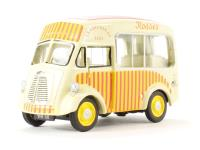 "Oxford Diecast 76MJ003 Morris J Ice Cream Van ""Rossi's"""