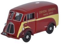 Oxford Diecast 76MJ009 Morris J Van Devon General