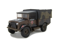 "Oxford Diecast 76MWD001 Bedford MWD British Army ""Mickey Mouse"""