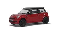 Oxford Diecast 76NMN001 New Mini - Chilli Red.