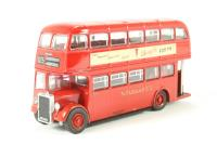 Oxford Diecast 76PD2002 Leyland Titan PD2/12 Midland Red