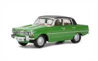 Oxford Diecast 76RP001 Rover P6 - green with black vinyl roof