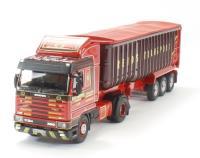 Oxford Diecast 76S143002 Scania 113 Tipper Reids of Minishant