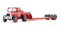 "Oxford Diecast 76SH001 Scammell Highwayman Low Load ""Wynns"""