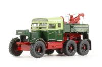 """Oxford Diecast 76SP001 Pioneer Recovery Tractor """"Moreton C Cullimore"""""""