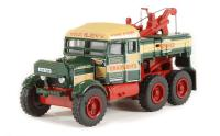 "Oxford Diecast 76SP003 Pioneer Recovery Tractor ""Traylens Funfair"""