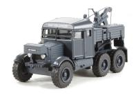 "Oxford Diecast 76SP005 Pioneer Recovery Tractor ""RAF Blue Scammell"""