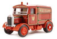 Oxford Diecast 76SST003 Scammell Showtrac SWB ballast tractor Whiteleggs