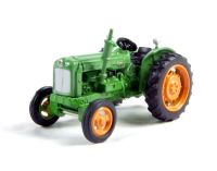 Oxford Diecast 76TRAC002 Fordson tractor in green