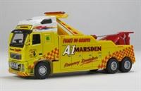 "Oxford Diecast 76VOL03REC Volvo Recovery ""A1 Marsden""."