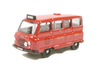 "Oxford Diecast 76JM018 Morris J2 Postbus ""Royal Mail"""