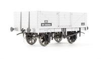 """Dapol 7F-051-004 5-plank wagon """"BR"""""""