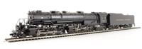 Bachmann USA 80408 EM-1 2-8-8-4 Steam B&O #7629 Single H/light (DCC On Board)