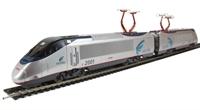 Bachmann USA 81945 Acela Locomotives (Powered & Non-Powered Units)
