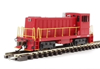 Bachmann USA 82052 GE 70 Ton Diesel - Red Unlettered.