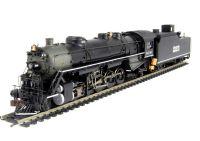 Bachmann USA 83313 American USRA 2-10-2 steam loco in Kansas City (DCC on board)
