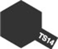Tamiya 85014 TS-14 Black