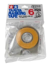 Tamiya 87030 Masking Tape 6mm in dispenser