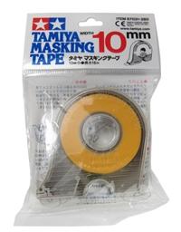 Tamiya 87031 Masking Tape 10mm in dispenser