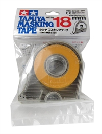 Tamiya 87032 Masking Tape 18mm in dispenser