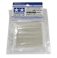 Tamiya 87105 Craft cotton swab triangular, extra small x 50
