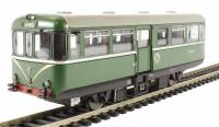 Heljan 8800 Railcar W79975 in BR light green with speed whiskers & semi-gloss finish