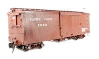"Bachmann USA 88098 American Box Car  in ""Pacific Coast"" Livery"