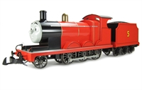 Bachmann - Thomas the Tank 91403 James the Red Engine (with moving eyes) (Thomas the Tank range)