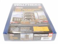 Walthers 933-3766 Fire Department Drill Tower Kit OO/HO Scale