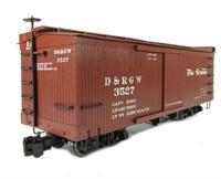 "Bachmann USA 93318 Box Car ""D & RGW"""