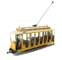 Bachmann USA 93938 Open Street Car - United Traction