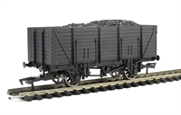 Dapol A007 Unpainted 9 plank wagon