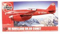 Airfix A01013B de Havilland DH.88 Comet Racer Red