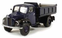 Base Toys A011B Dodge 'Parrot Nose' Tipper in dark blue/black (circa 1955-1965)
