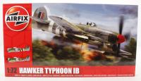 Airfix A02041 Hawker Typhoon Ib ground attack fighter - New Tool for 2013