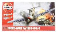 Airfix A02066 Focke Wulf 190A8/F8 ground attack fighter - New Tool for 2013