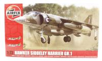 Airfix A03003 Hawker Harrier GR1 ground attack  - New Tool for 2013